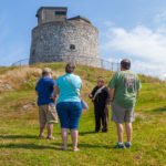 Carleton Martello Tower in Saint John New Brunswick